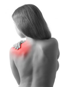 Osteopathy and shoulder pain treatment