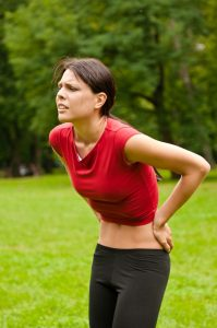 Should you exercise with backpain