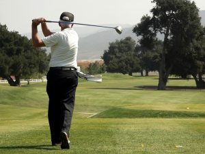 Injury prevention with Golf