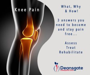 physiotherapy treatment for knee pain