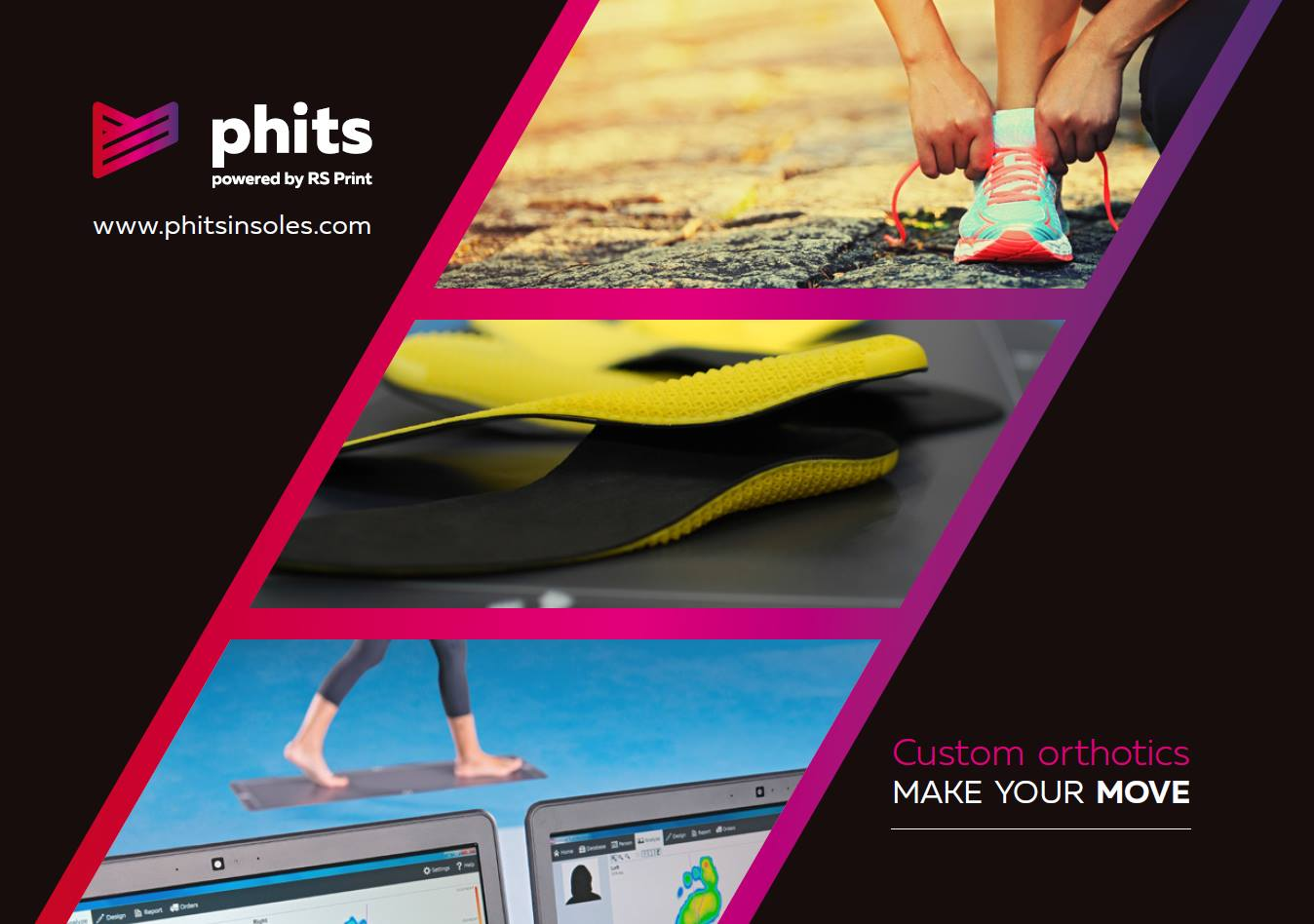 Custom orthotics in Bolton with Deansgate Osteopathic Clinic